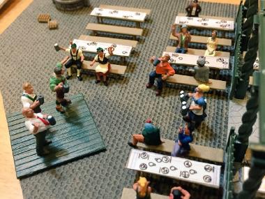 鉄道模型 レンタルレイアウト 欧州風イメージ画像5