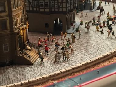 鉄道模型 レンタルレイアウト 欧州風イメージ画像11