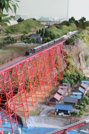 鉄道模型 レンタルレイアウトは大阪にあるエルマートレイン江坂店