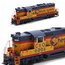 (HO) Genesis DL GP9 Chessie System (C&O) #6006
